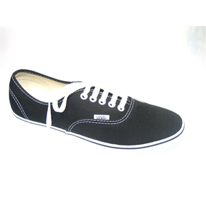 mens vans black authentic trainers nz