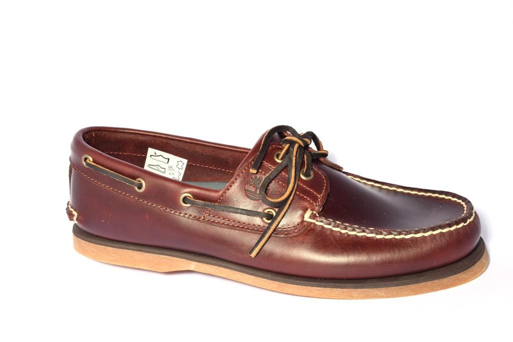 nowy autentyczny Kod kuponu Cena fabryczna TIMBERLANDS CLASSIC 2-EYE BOAT SHOE - Men's-Shoes : nz shoes ...