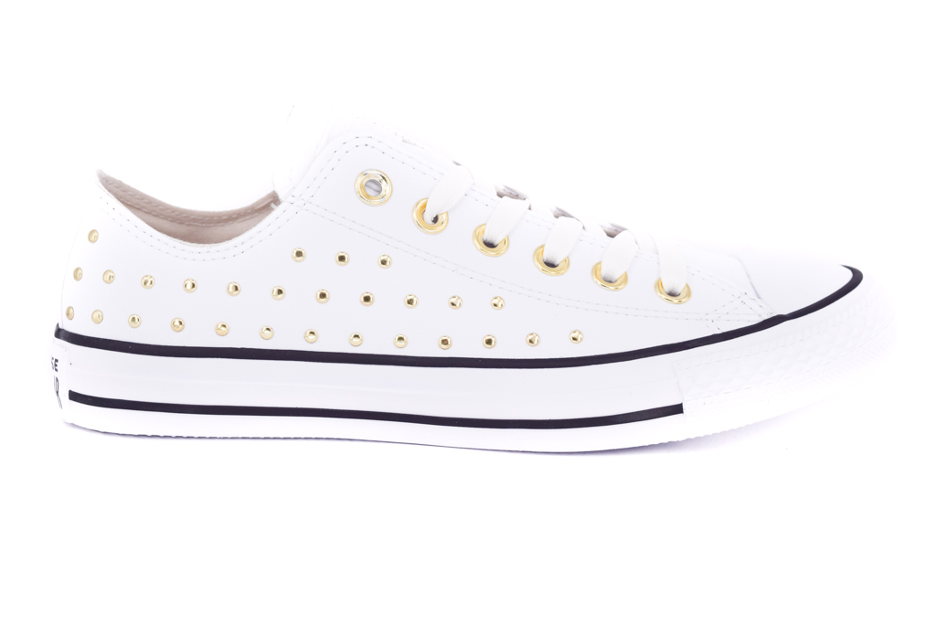 c1064490cc37 CONVERSE 561684 CT OMBRE STUD. Roll over to zoom in or click to enlarge.  WHT WHT GOLD